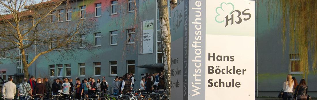Hans-Böckler-Schule | Realschule und Wirtschaftsschule in Fürth